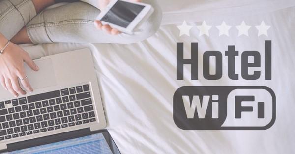wifi khach san cao cap