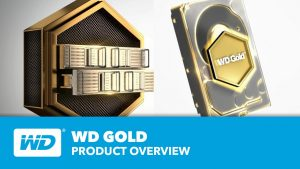 Ổ cứng WD Gold 1TB cho Server - Datacenter