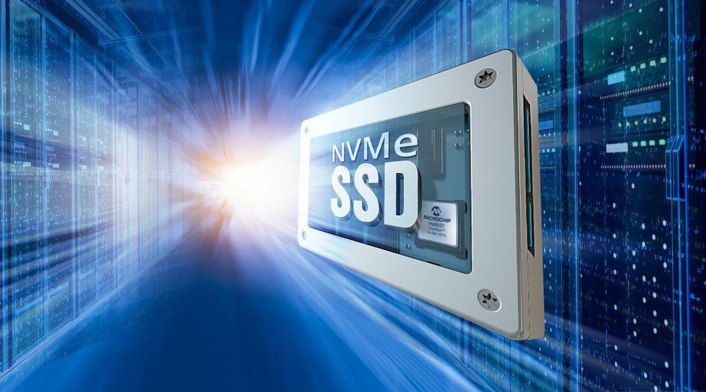 Bộ điều khiển NVMe™ SSD