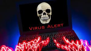 virut máy tính